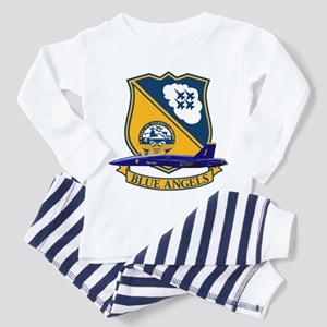 F-18 Blue Angels Toddler Pajamas