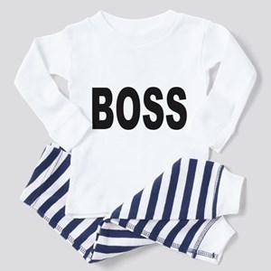 Boss (Front) Toddler Pajamas