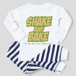 Shake And Bake (Light shirt) Toddler T-Shir