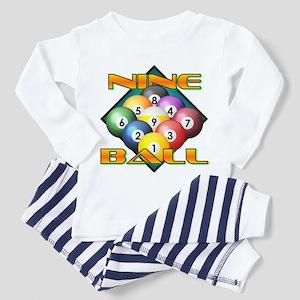 Nine Ball Toddler Pajamas