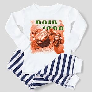 Baja 1000 Toddler Pajamas