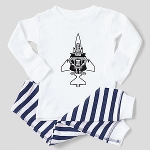 Phantom II & it's Gears Toddler Pajamas