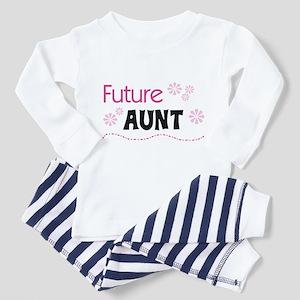 Future Aunt Toddler Pajamas