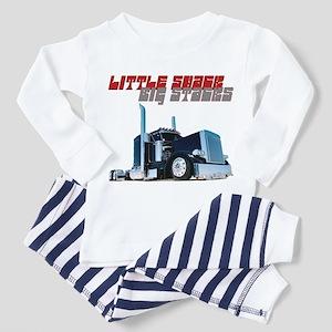 Little Shack Big Stacks Toddler Pajamas