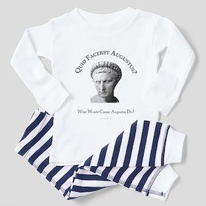 What Would Augustus Do? Toddler Pajamas