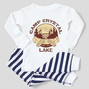Camp Crystal Lake Toddler Pajamas