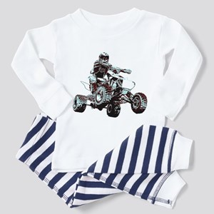 ATV Racing Toddler Pajamas