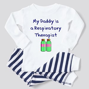 My Daddy Is A Respiratory The Toddler T-Shi