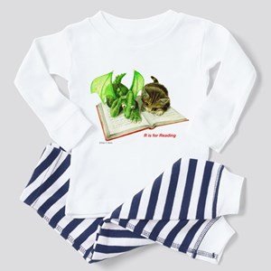 R is for Reading  Toddler Pajamas