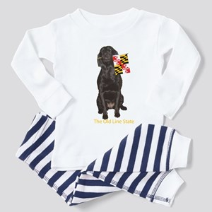 maryland Toddler Pajamas
