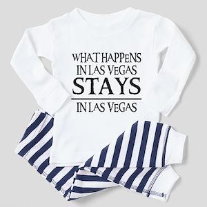 LAS VEGAS Toddler Pajamas
