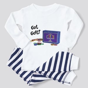 Got Gelt Toddler Pajamas