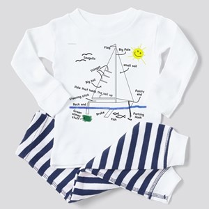 The Well Rigged Toddler Pajamas