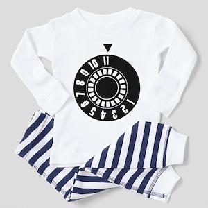 Goes to 11 Toddler Pajamas