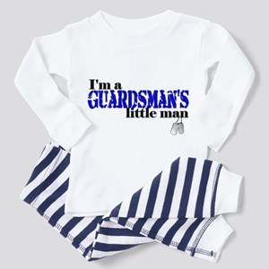 Guardsman's Little Man Toddler Pajamas