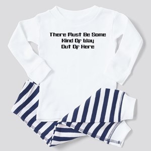 Out of Here Toddler Pajamas