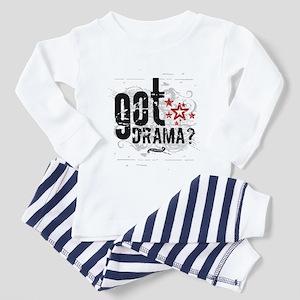 Got Drama Toddler Pajamas