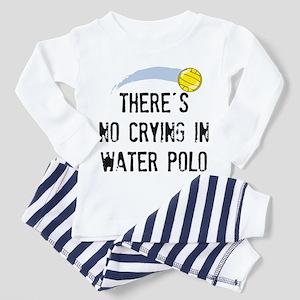 No Crying (WP) Toddler Pajamas