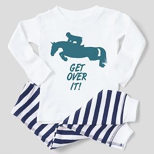 Get Over It Hunter Jumper Horse Toddler T-S