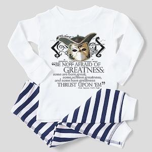 Twelfth Night 2 Toddler Pajamas