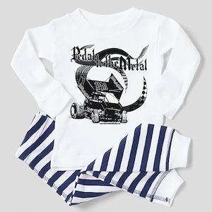 Pedal to the Metal - Sprint Toddler Pajamas