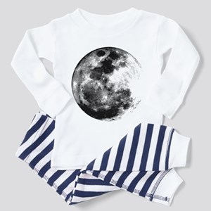 Full Moon Toddler Pajamas