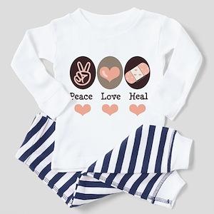 Heal Nurse Doctor Toddler Pajamas