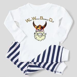Beowulf Toddler Pajamas