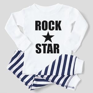 Rock Star Toddler Pajamas