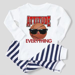 Attitude is Everything Toddler Pajamas