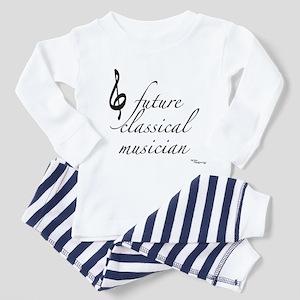 future classical musician Toddler Pajamas