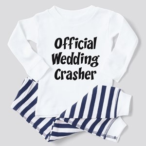 Wedding Crasher Toddler Pajamas