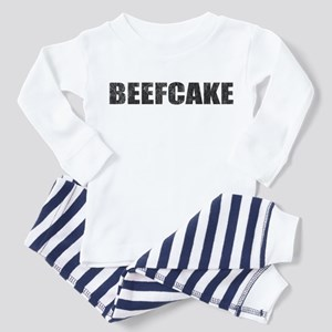BEEFCAKE Toddler Pajamas