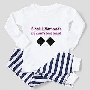 black diamonds copy Pajamas
