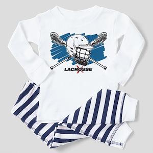 Lacrosse Attitude Toddler Pajamas