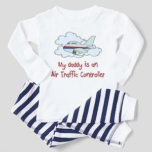 air Traffic Controller Toddler Pajamas