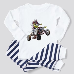 ATV Racing (color) Toddler Pajamas
