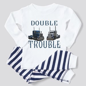 Double Trouble Toddler Pajamas