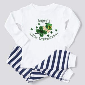 Mimi's Leprechaun Toddler Pajamas
