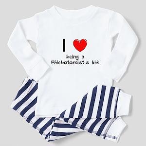 Phlebotomist Toddler Pajamas