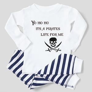 Yo Ho Ho Toddler Pajamas