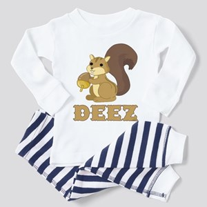 Deez Nuts Toddler Pajamas