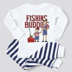 Fishing Buddies Toddler Pajamas