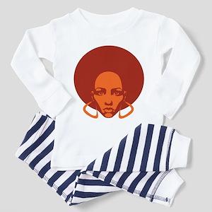 Afrolicious Toddler Pajamas