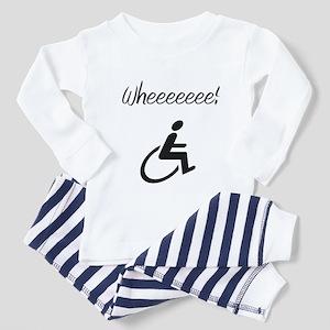 Wheelchair Toddler Pajamas