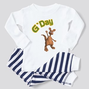 G'day Toddler Pajamas