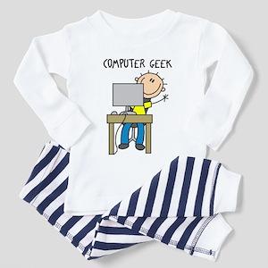 Computer Geek Toddler Pajamas
