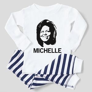 Michelle Obama Toddler Pajamas
