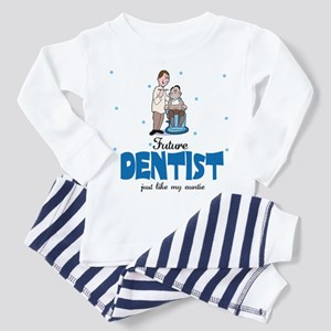 Future Dentist like Auntie Toddler Pajamas