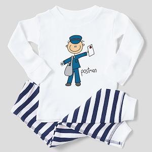 Postman Toddler Pajamas